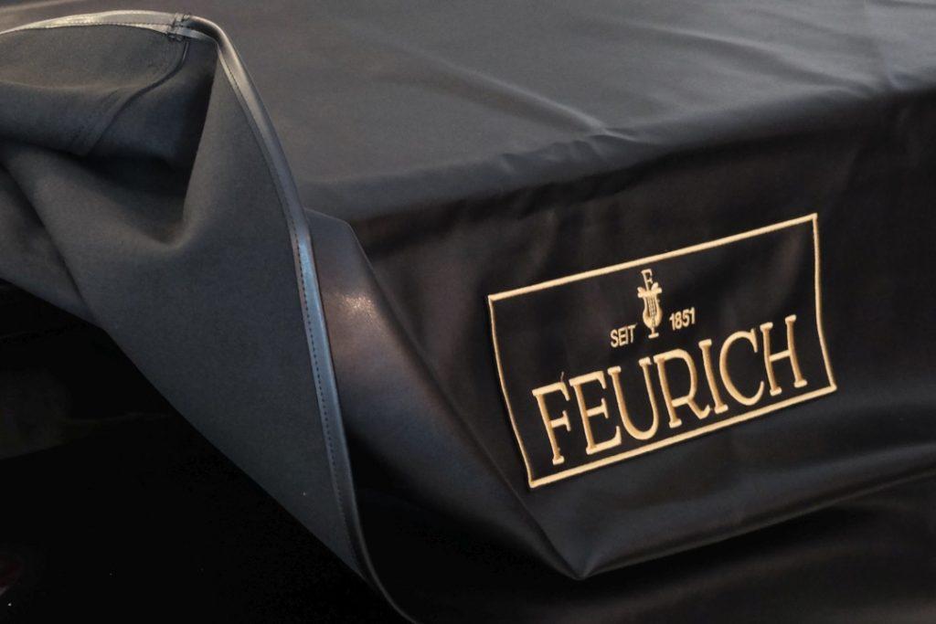 Covers Fine black imitation leather with soft felt inside (Custom-Made)-2