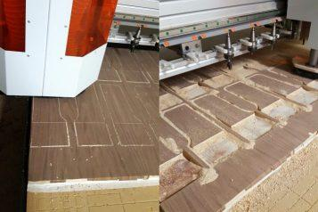 FEURICH 123 - Vienna, CNC-wood cutting