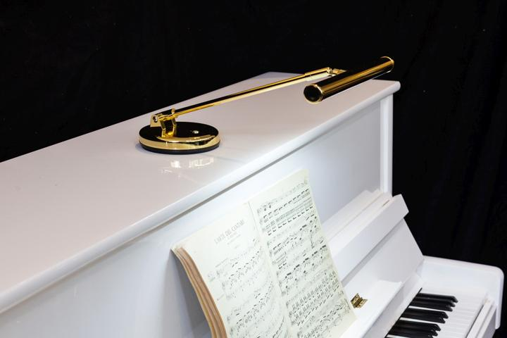 FEURICH LED upright piano lamp