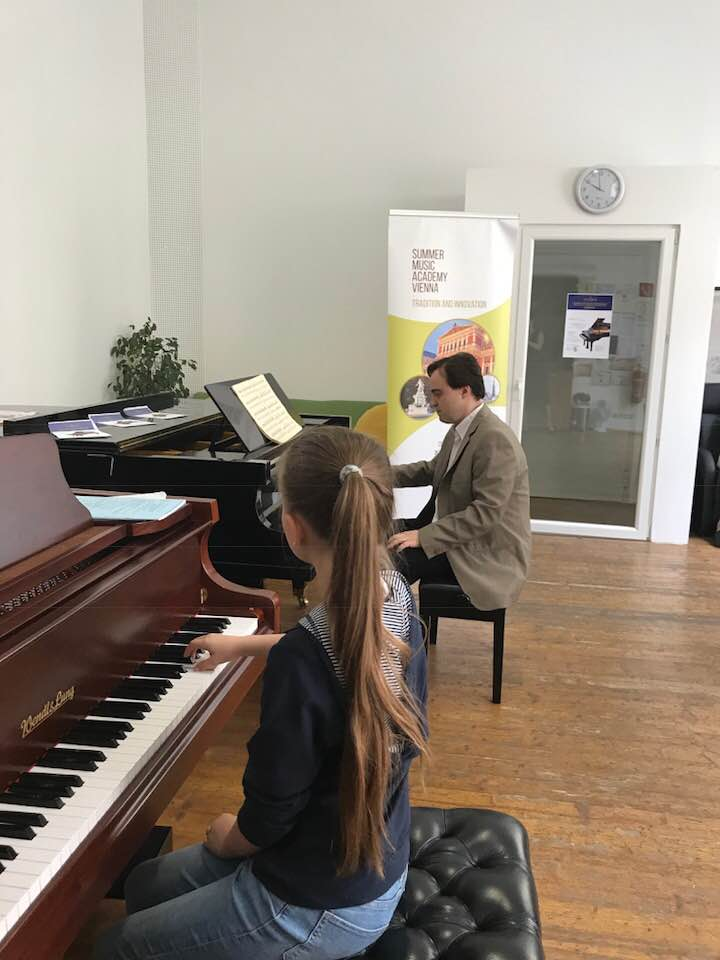 FEURICH Masterclass with Vladimir Kharin 2