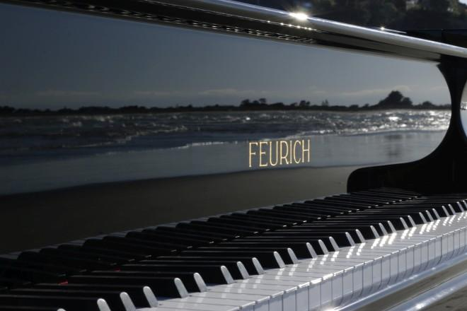 FEURICH Mod. 179 - Dynamic II, on the beach