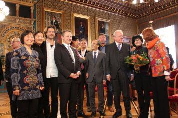 FEURICH Opening 2016 KLAVIERmanufaktur Wien