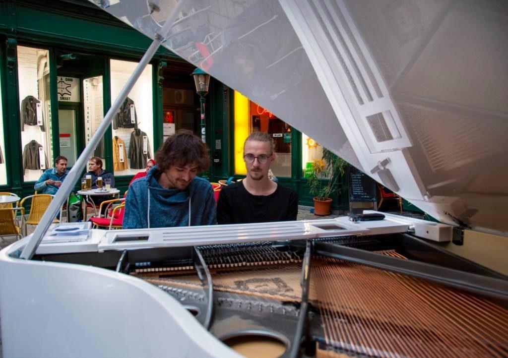 Open Piano 09 2017 Grünbichler, Grabenberger