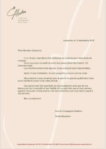 Compagnie Albertine Lausanne