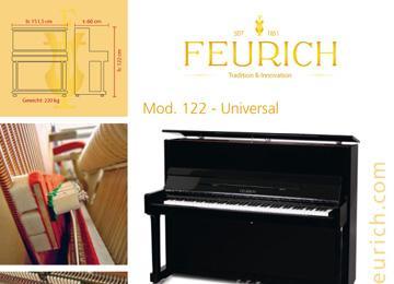 Infoblatt FEURICH Mod 122 - Universal-1