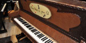 Le Piano en Chocolat