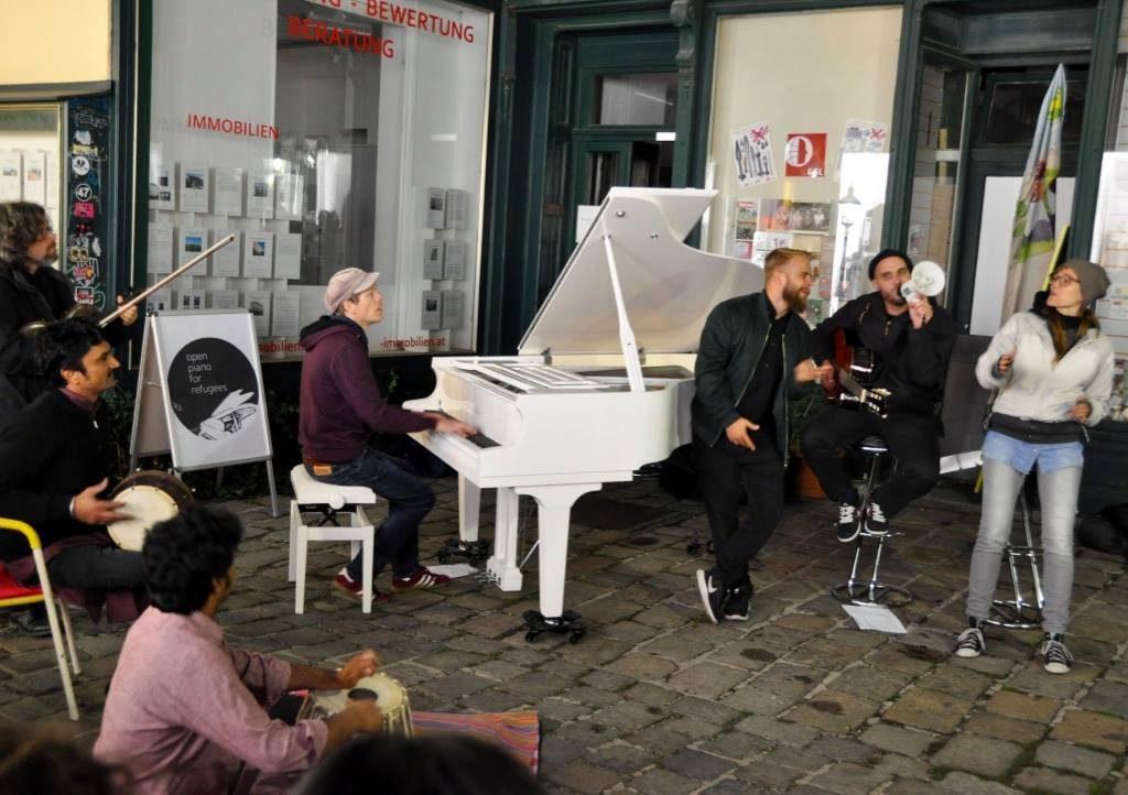 Open Piano 2017 Lindemann, Zigan, Tavernier, dunkelbunt
