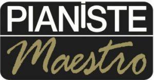 Pianiste Maestro Logo