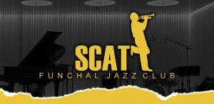SCAT Funchal Jazz Club Logo