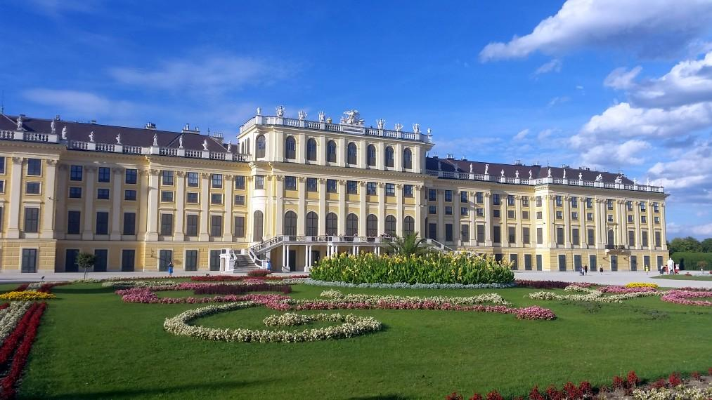 Schönbrunn ©Christian Pacic, https://www.chp-austria.at
