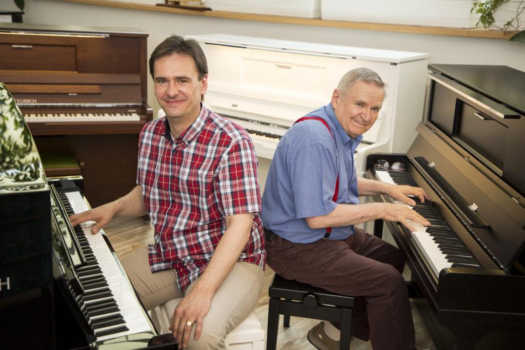 Vladislav and Oleg Mikucionok KLAVIERmanufaktur