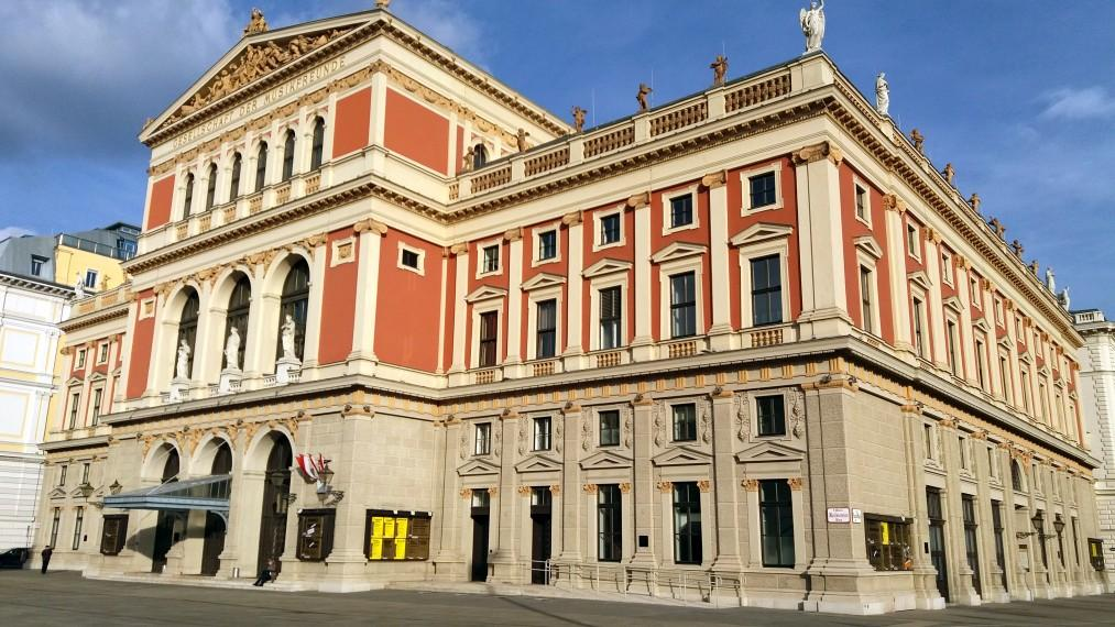 Wiener Musikverein ©Christian Pacic, https://www.chp-austria.at