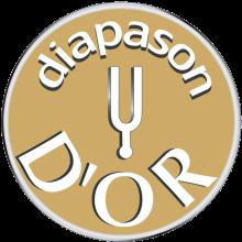 diapason D'OR, LOGO